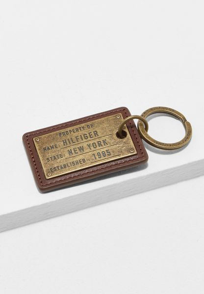 Property Keyfob Key Ring