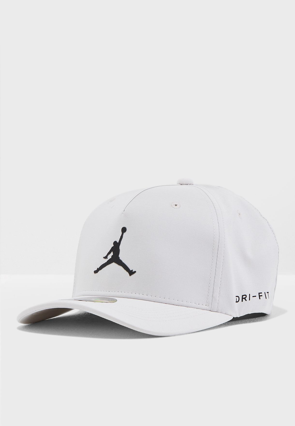ceb109e5518a74 Shop Nike beige Jordan Jumpman Classic 99 Cap 897559-072 for Men in ...