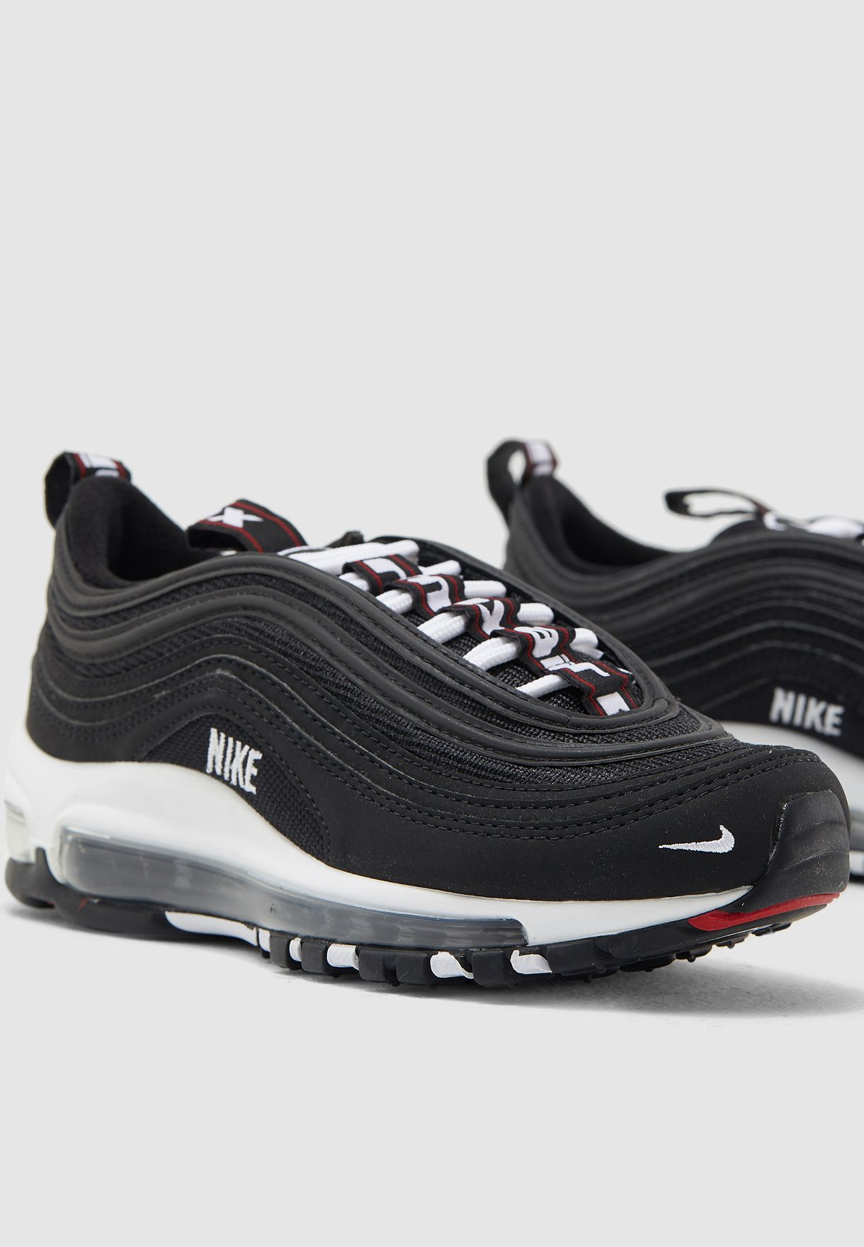 Shop Nike black Youth Air Max 97 SE AV3180-001 for Kids in UAE ... 43fc3c7a5