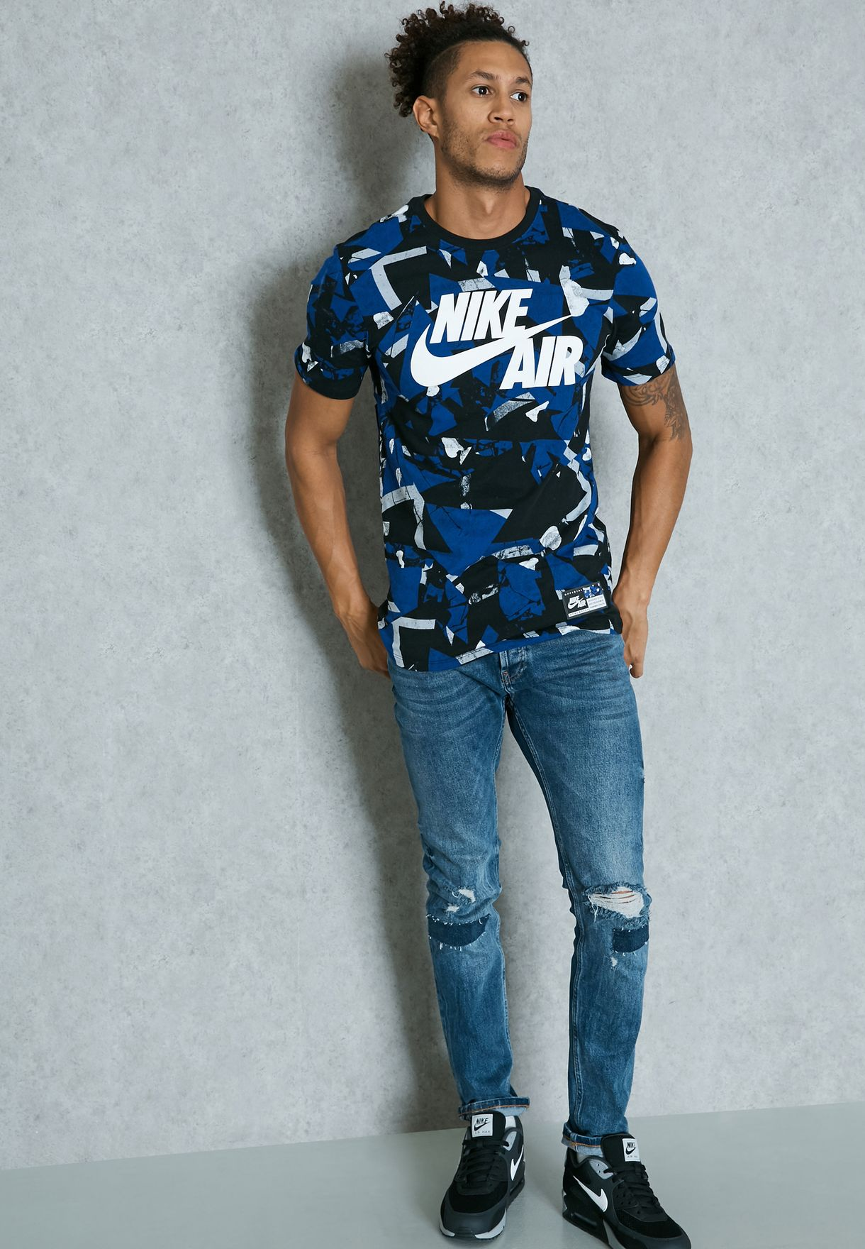 Air All Over Print T Shirt