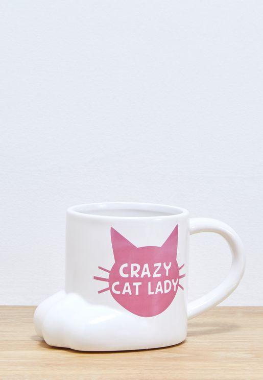 The Crazy Cat Lady Coffee Mug