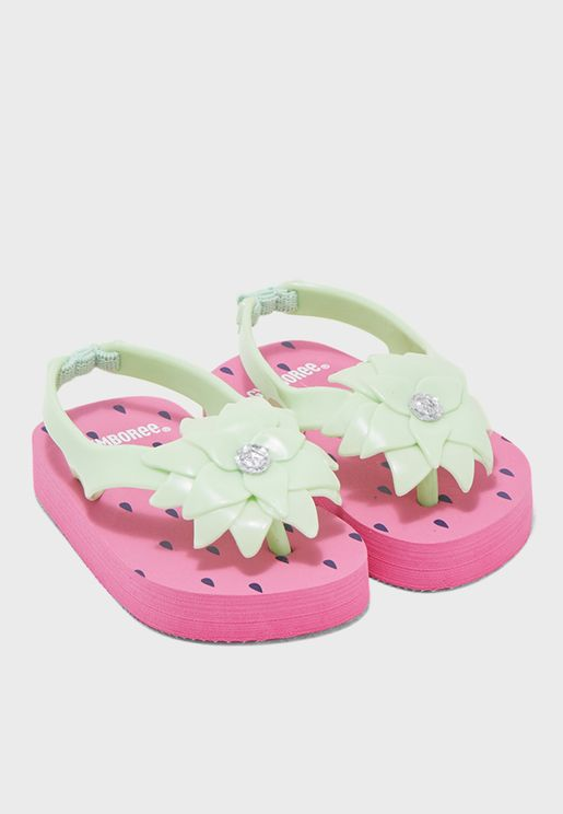 Kids Strawberry Sandal