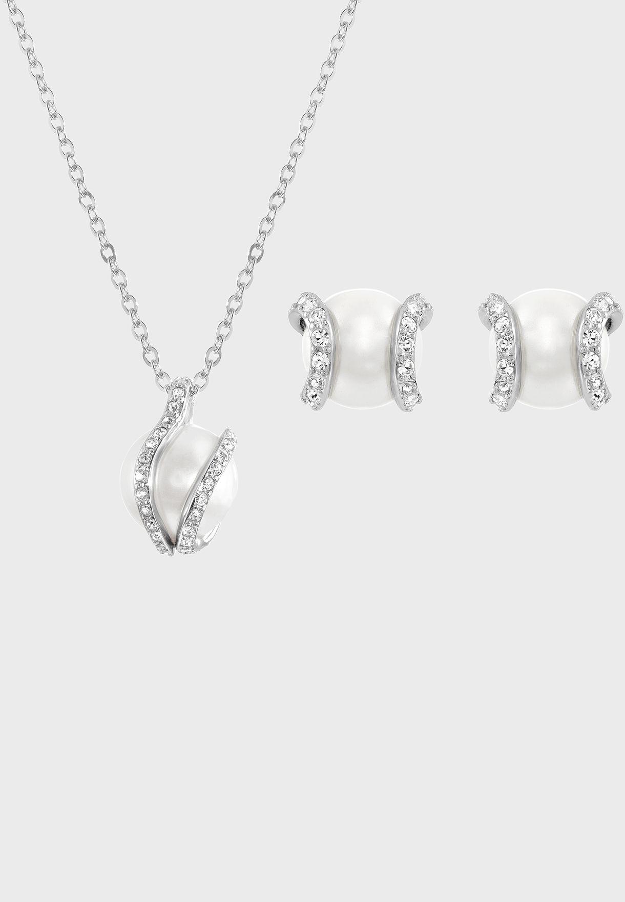 Nude Jewellery Set