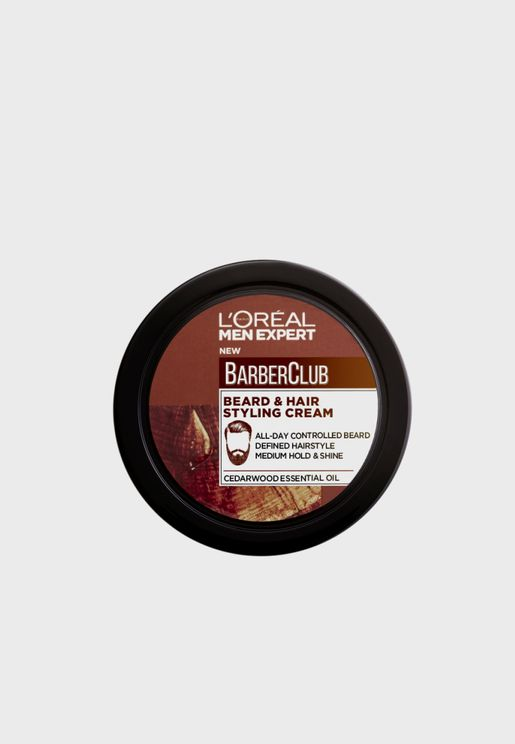 L'Oreal Men Expert Beard and Hair Styling Cream