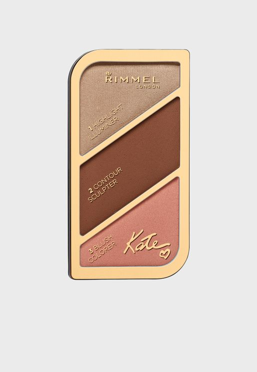 Kate Sculpting Palette-003 Golden Bronze