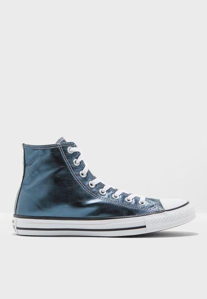 حذاء تشك تايلور اول ستار - ميتاليك