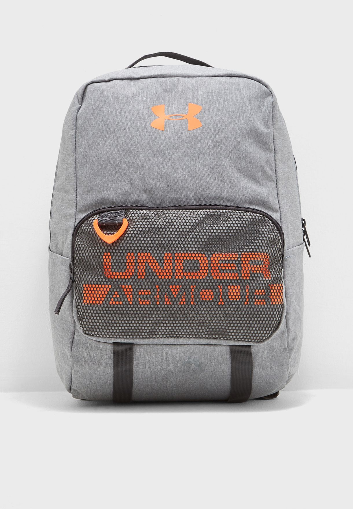 1be2786ac4 Shop Under Armour grey Select Backpack 1308765-035 for Kids in UAE ...