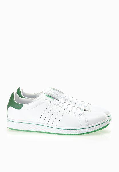 Polo Ralph Lauren Wilton White Green Sneakers - Men