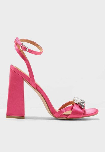Harrow Block Heel Sandal