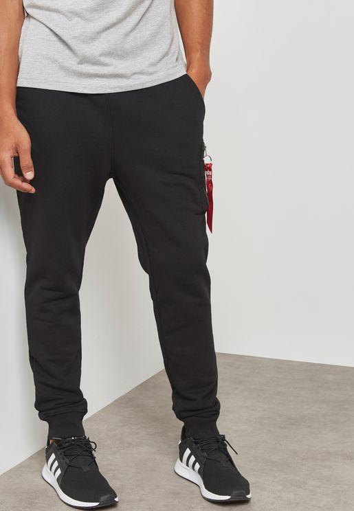 Slim Fit Sweatpants