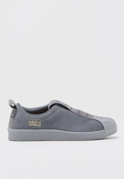 Shop adidas Originals grey Superstar BW35 Slip CG3695 for Women in Saudi -  AD478SH86YSF