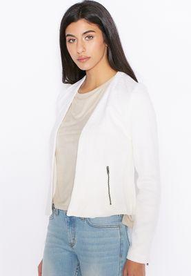 MANGO Cuff Zipped Jacket