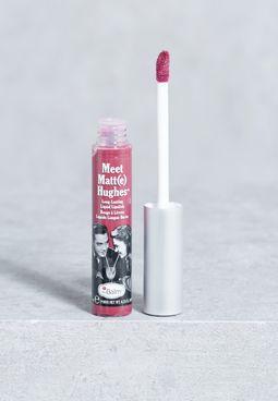 Meet Matte Hughes Faithful Lipstick
