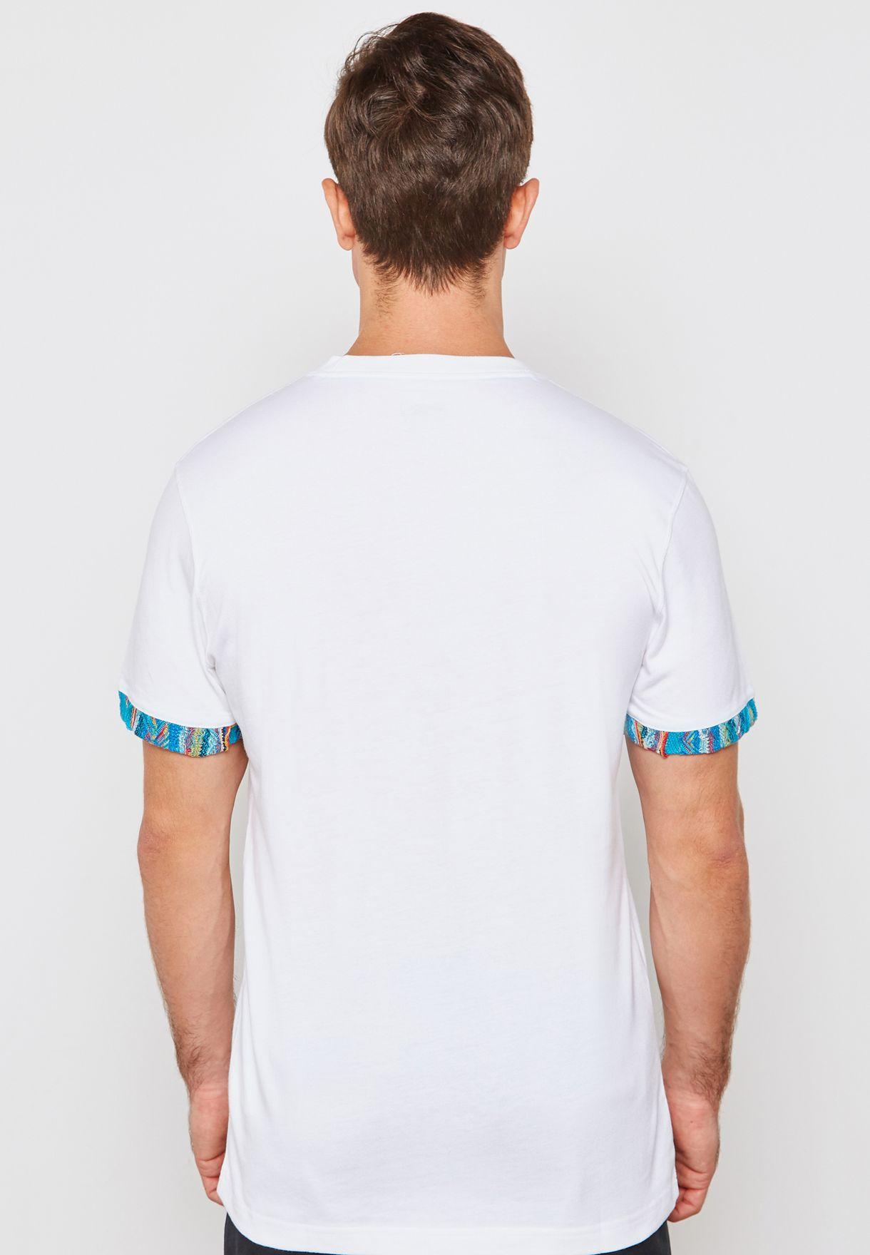 1797ed68 Shop PUMA white Coogi Logo T-Shirt 57813001 for Men in Kuwait ...