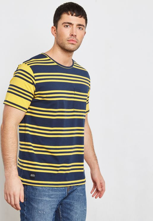 Trinity Striped T-Shirt