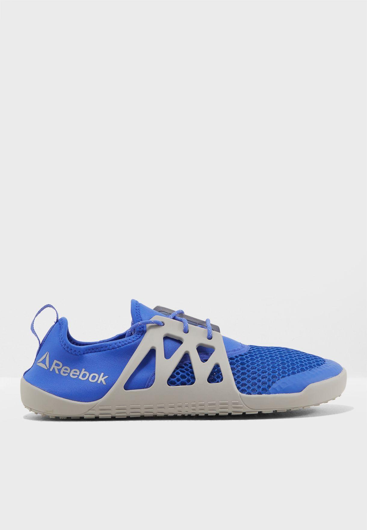 94b5a251bc4440 Shop Reebok blue Aqua Grip TR BS9887 for Men in Qatar - RE019SH76UVN