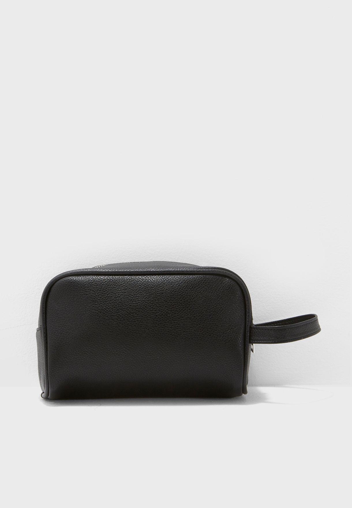 Double Zip Washbag