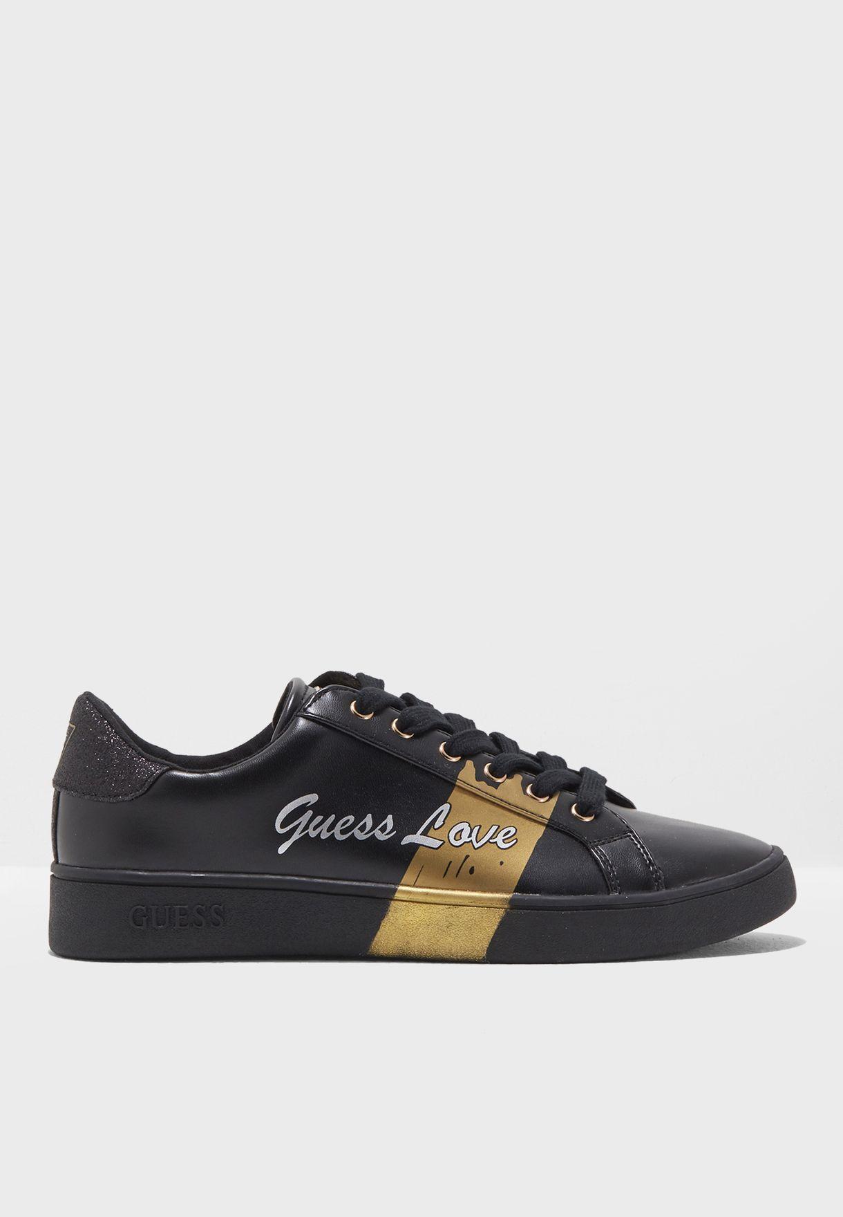 Bobo Guess Love Low Top Sneaker