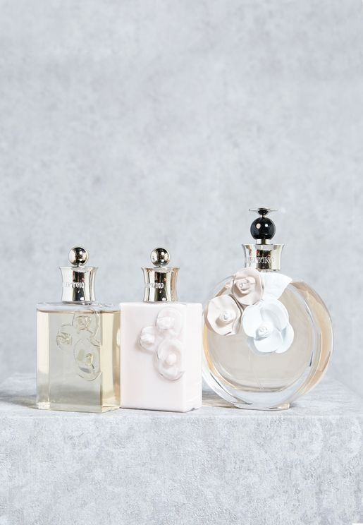 Valentina Set 80ml EDP+50ML SG+50ml BL