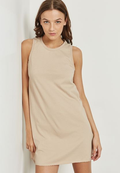 Shop Forever 21 browns Essential Sleeveless Dress 103230 for Women in Saudi  - FO057AT76RTV