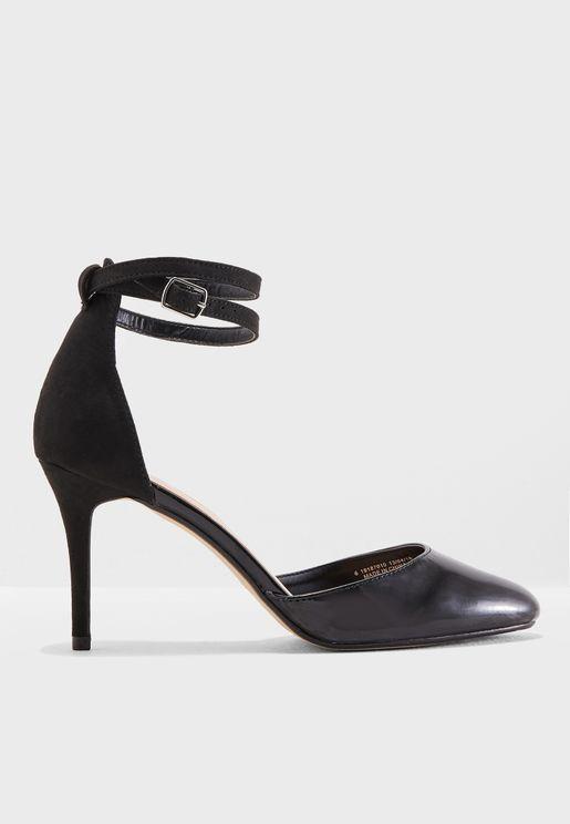 Eleanor Court Shoe