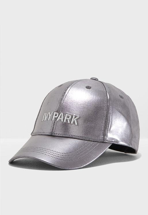 Metallic Baseball Cap