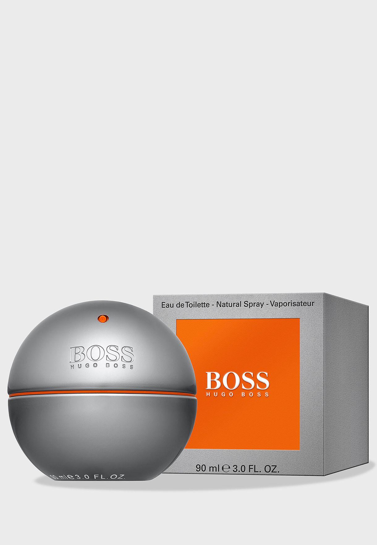 Boss In Motion - 90Ml Edt