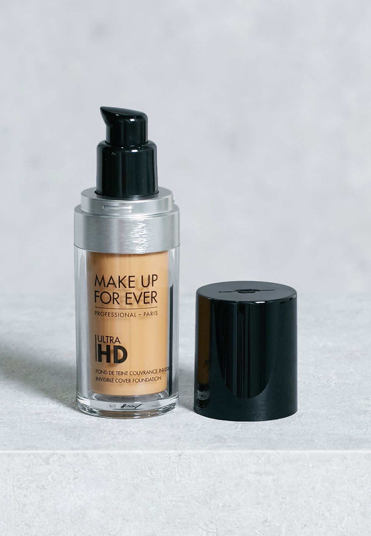 27c93ca46 Shop Make Up For Ever beige Ultra Hd Found 30Ml 153-Y405 ...