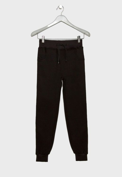 Kids Side Tape Sweatpants