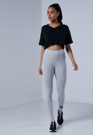 1b8c0d5c7c795 Shop PUMA black Defy A.C.E Varsity Leggings 51707201 for Women in ...