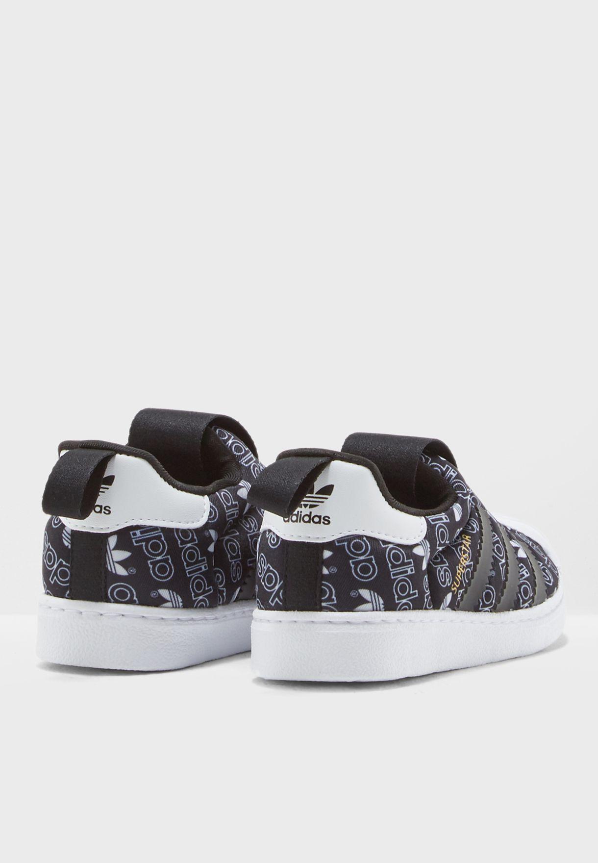 حذاء سوبر ستار 360 للصغار