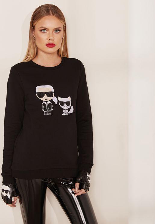 Ikonic Sweatshirt