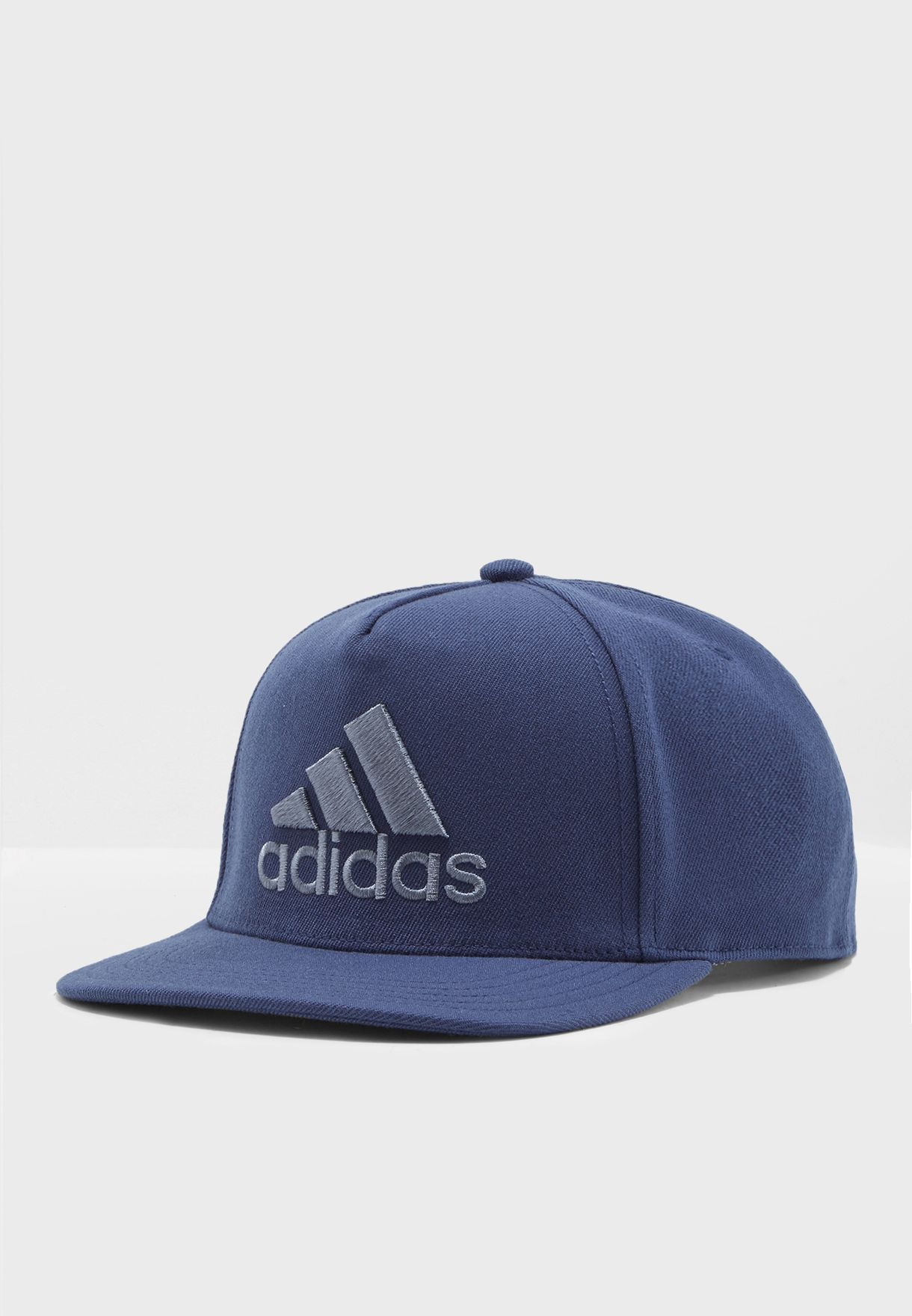 Shop adidas navy H90 Logo Cap CF4870 for Men in UAE - AD476AC76EXZ 134176386d24