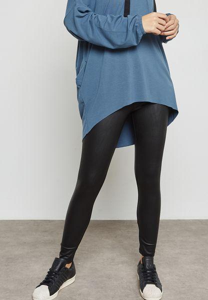 Essential PU Leggings