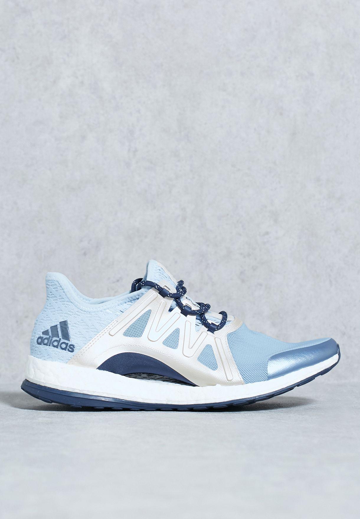 2c138cd3e662a Shop adidas blue Pureboost Xpose Clima BB1740 for Women in UAE ...