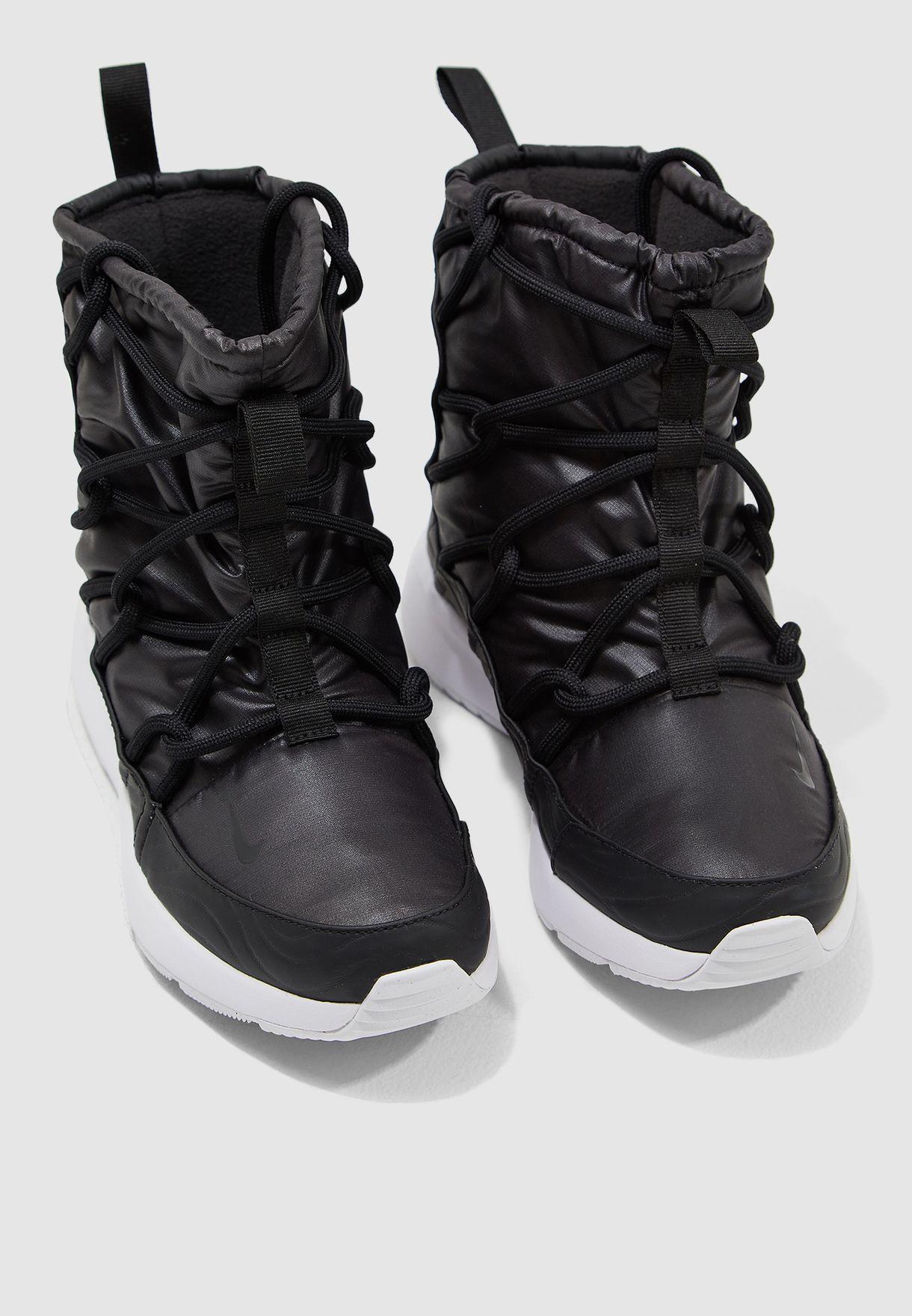 Shop Nike black Tanjun High Rise AO0355-001 for Women in UAE ... 3bf256d90