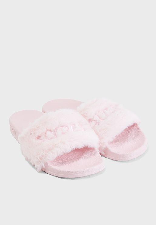 Sasha Casual Flat Sandals