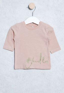 Infant Nitessofie T-Shirt