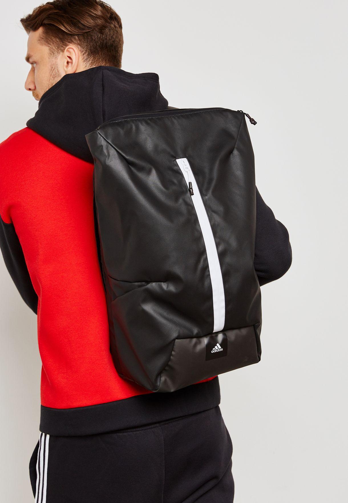 a79a2b683f31 Shop adidas black Z.N.E Backpack CY6061 for Men in UAE - AD476AC76WDB