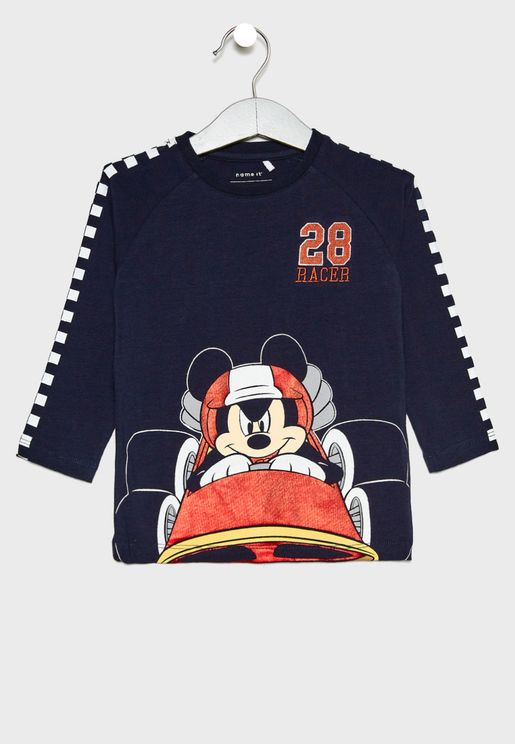 Kids Mickey T-Shirt