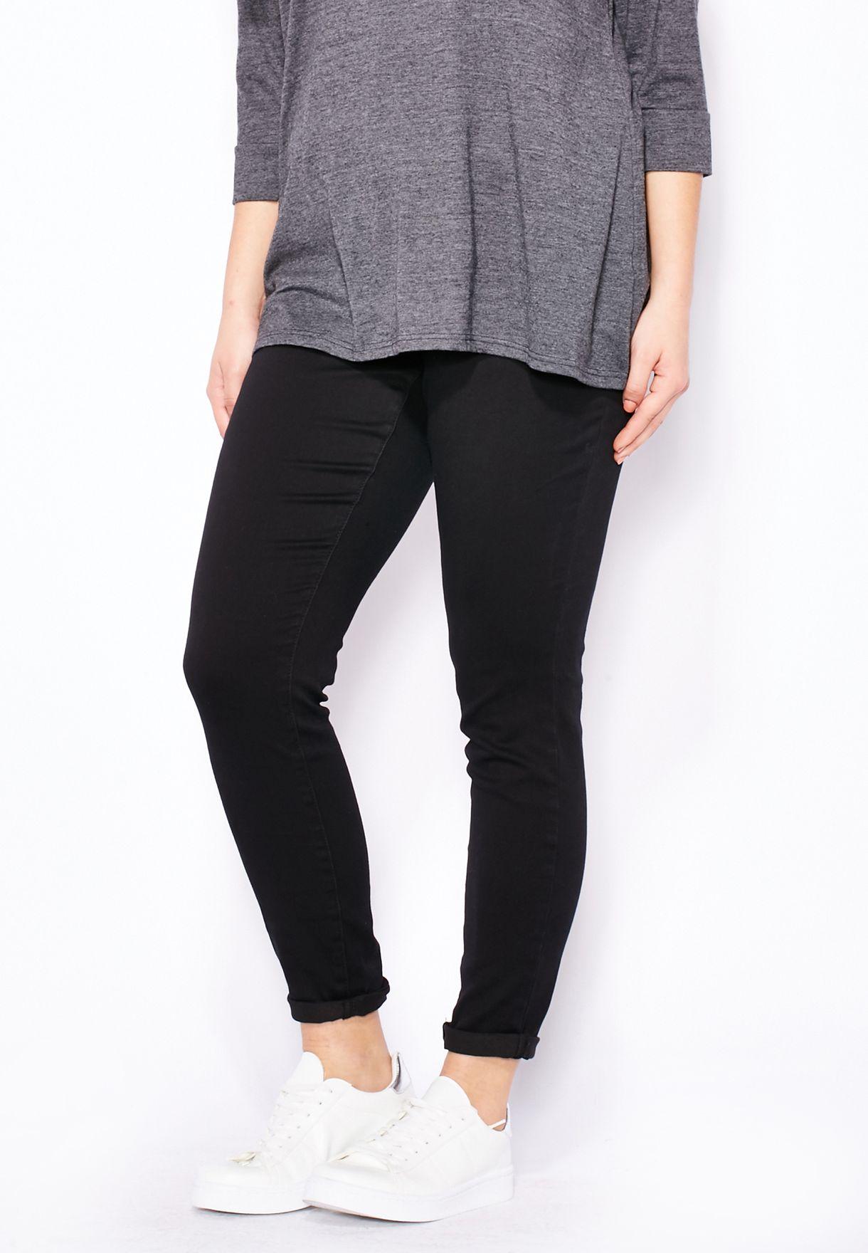 e88464798dbd0 Shop Evans black Skinny Jeans for Women in Kuwait - EV855AT76TGP