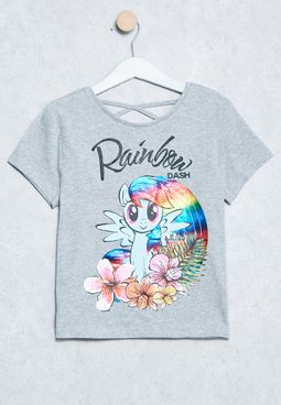 Tween Printed T-Shirt