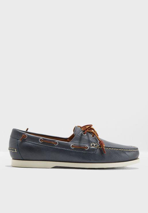 Merton Boat Shoe