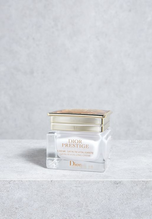 Prestige Satin Revitalizing Creme