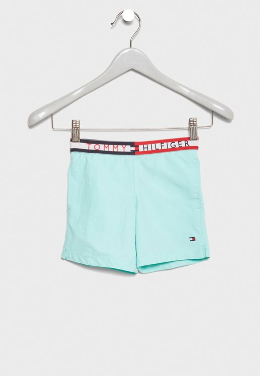 Teen Logo Shorts