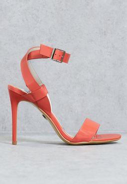 Mule Heel Sandal