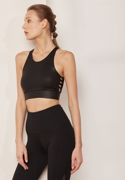 Candice Luxe Crop