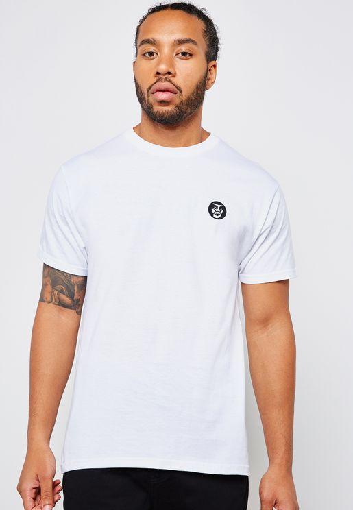 Creeper Circle T-Shirt