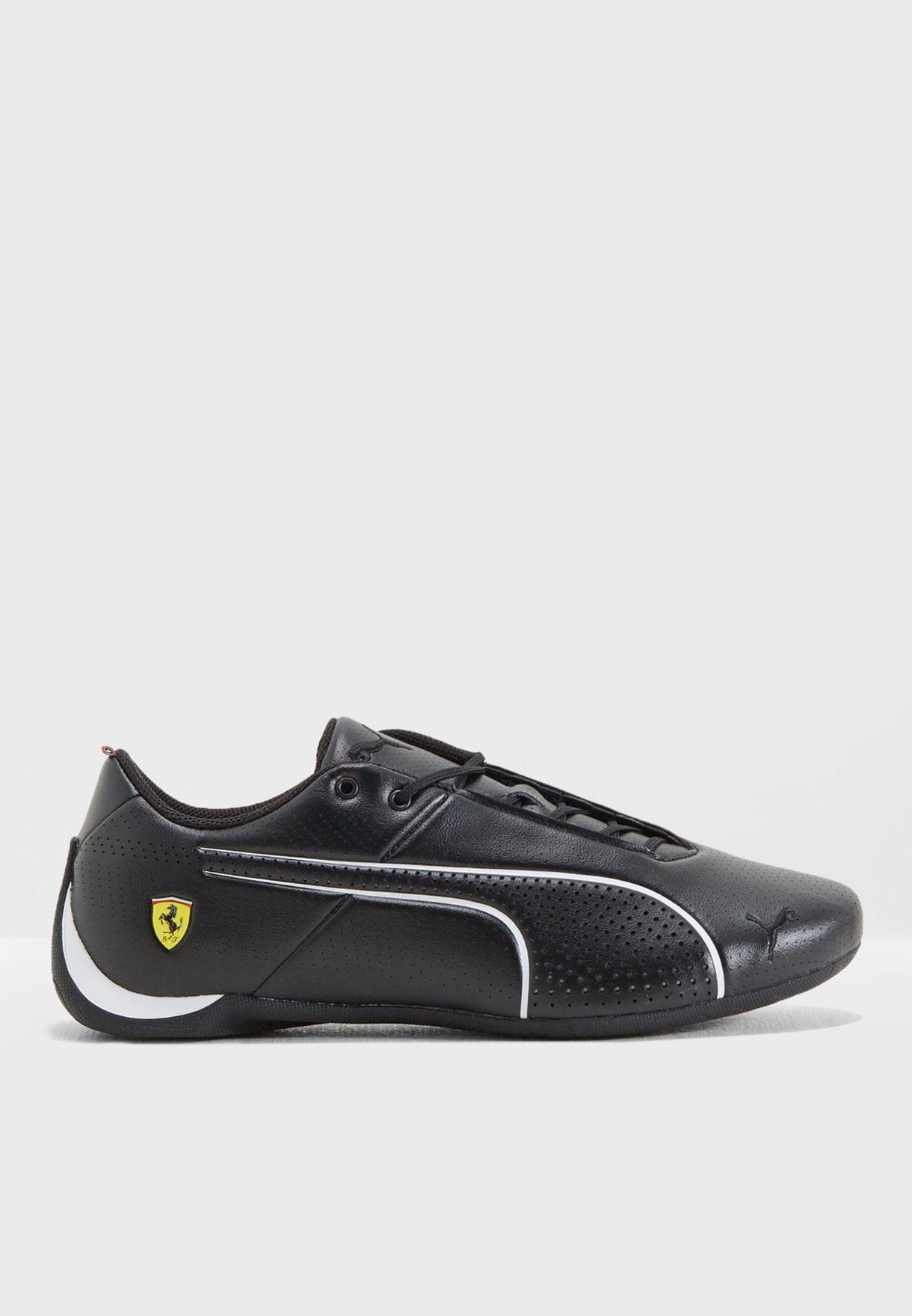 3b82561fd7 Shop PUMA black Ferrari Future Cat Ultra 30624102 for Men in Saudi ...