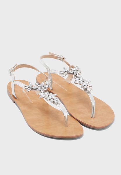 Fabrice Diamante Sandal